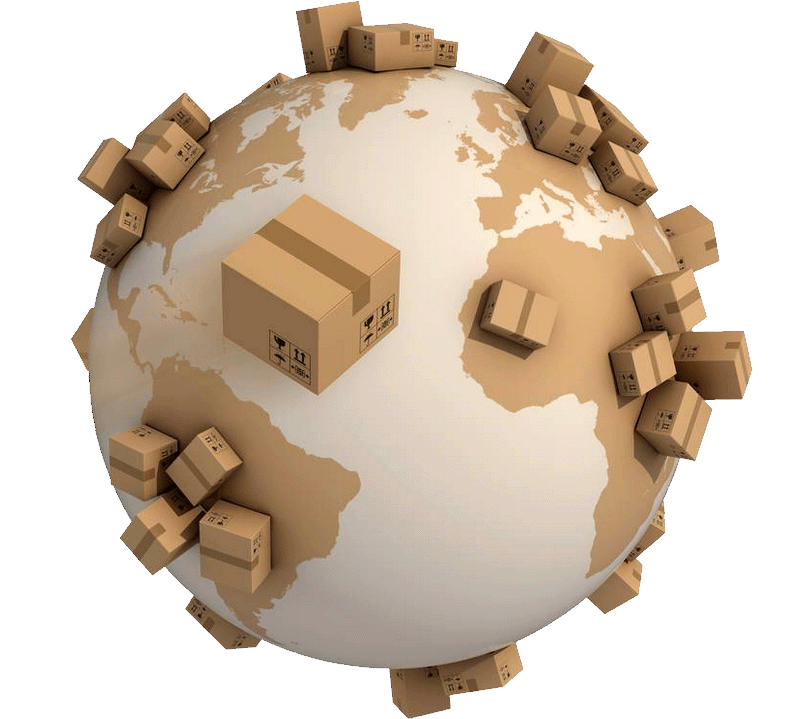 International shipping Italy